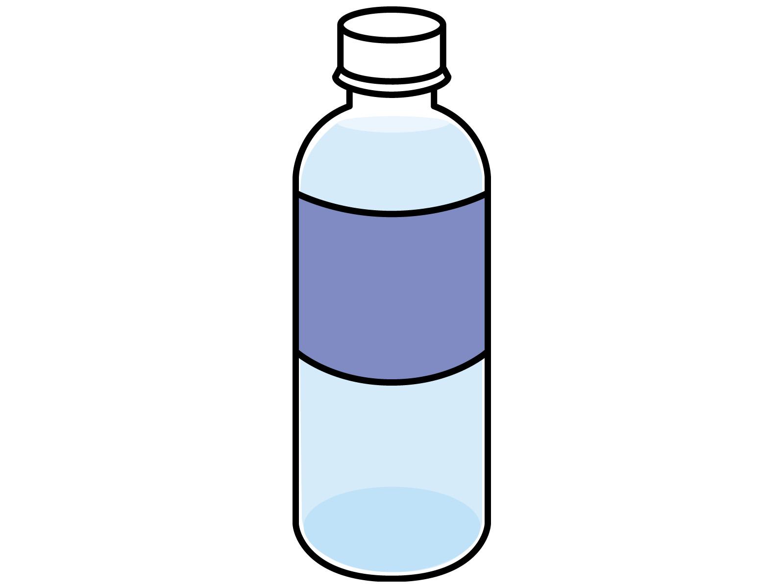 100mlの水