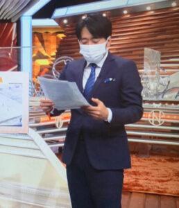 安住アナマスク着用で番組 新情報7days
